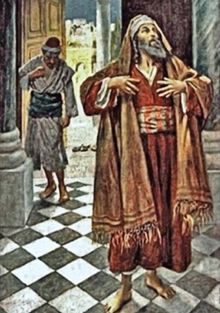 De Tollenaar en de Farizeeër