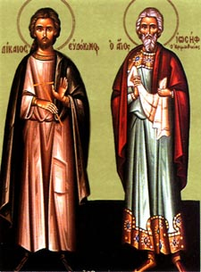 H. Jozes van Aritemthe & Nicodemus