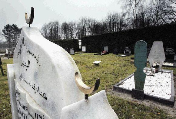 Verkondiging van de Paasvreuge bij de graven