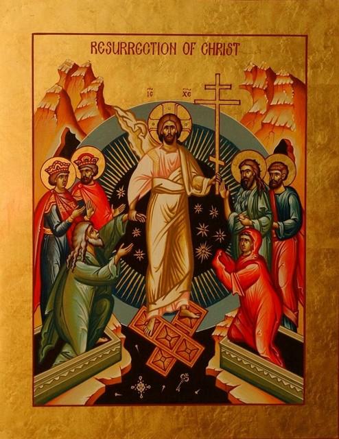 Opstanding van onze Heer Jezus Christus